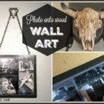 Rustic Wood Wall Art Pic
