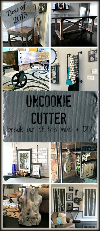 Best of 2015 - UncookieCutter.com
