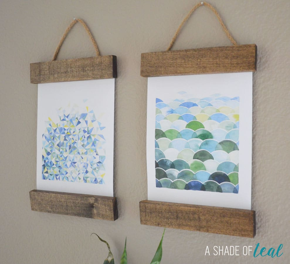Easy-Rustic-Hanging-Art-for-the-Entry-3