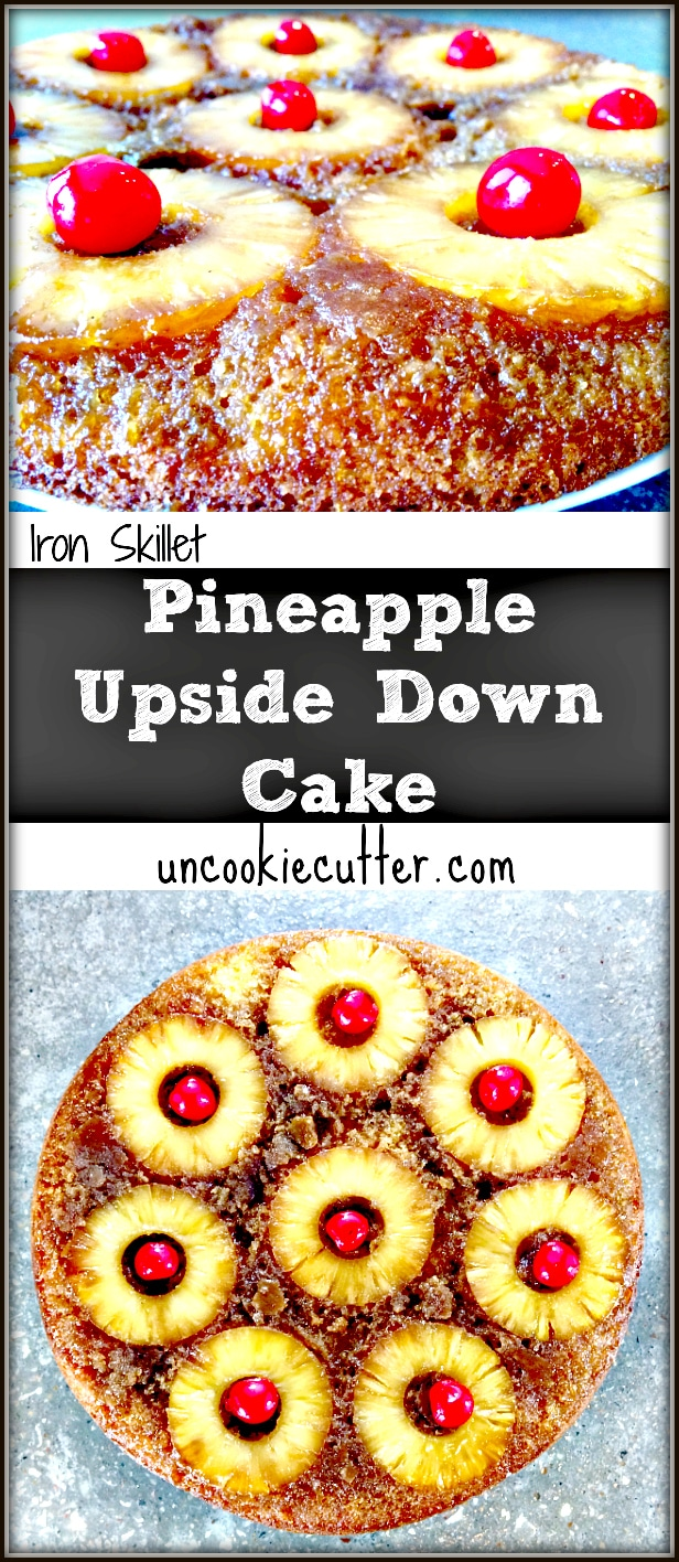 Pineapple Cake - You Link It, We Make It Party - Uncookiecutter.com