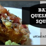 Baked Quesadilla Squares – You Link It, We Make It #5