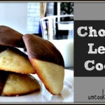 Chocolate Lemon Cookies – You Link It, We Make It # 7