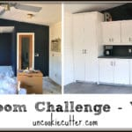 Home Office Makeover -One Room Challenge Week 4