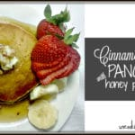 Banana Pancakes with Cinnamon and Honey Pecan Butter – You Link It, We Make It #16