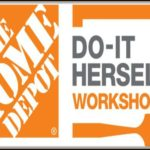 Home Depot Workshop – Rustic Wheelbarrow