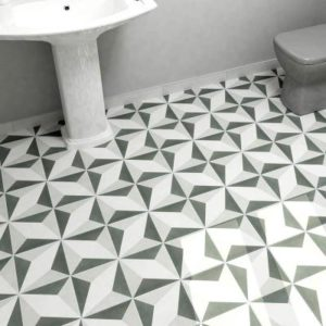 Why I love floor tile - UncookieCutter.com