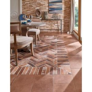 Why I love tile flooring - UncookieCutter.com