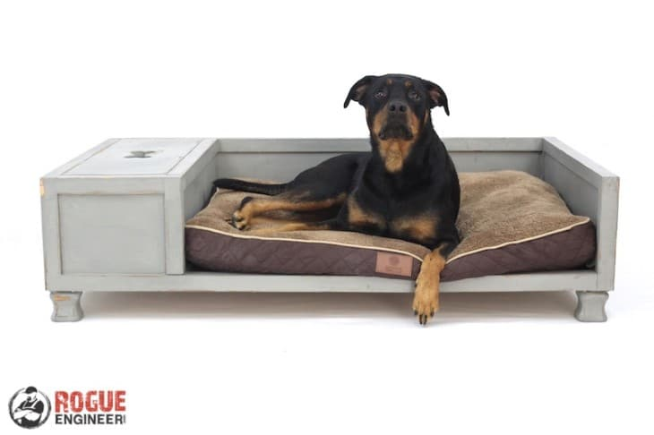 Rogue Engineer DIY Large Dog Bed
