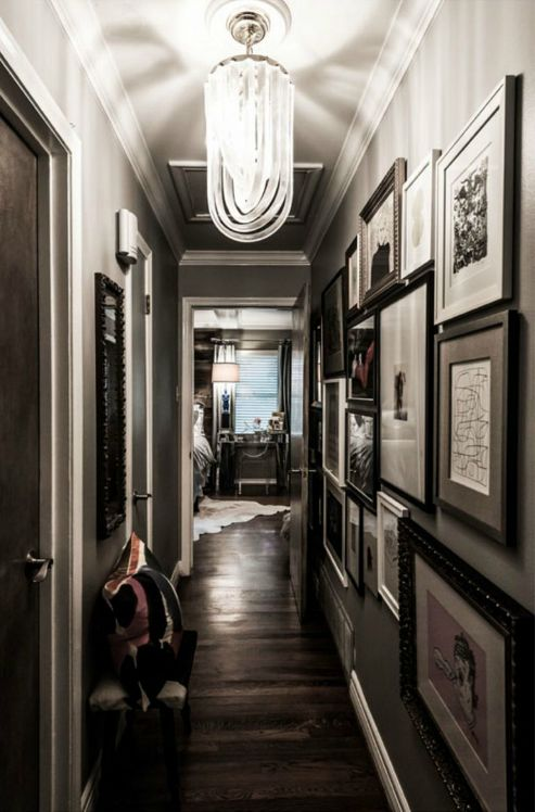 Inspirational Hallways To Swoon Over With Me Uncookie Cutter