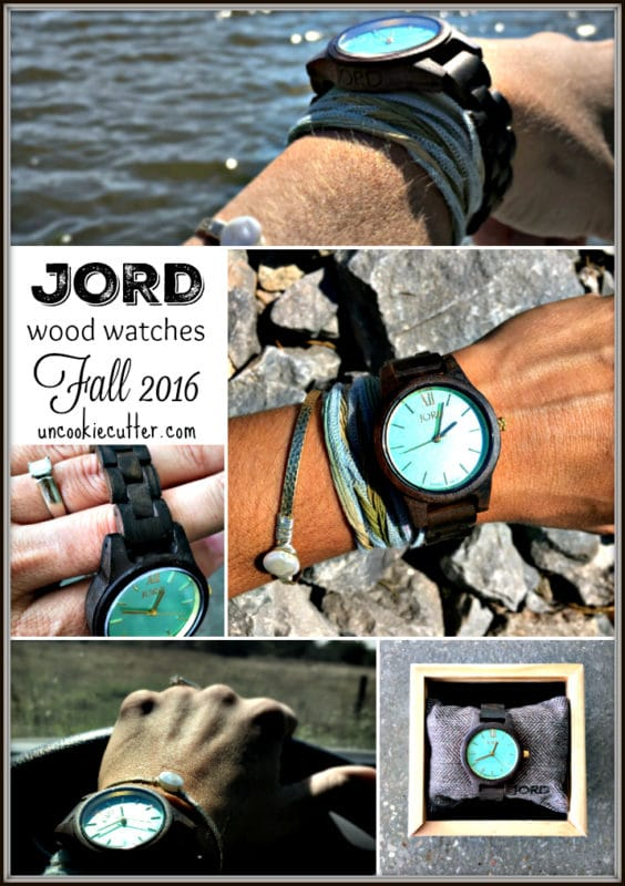 JORD Wood Unique Watch - UncookieCutter.com