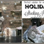 Holiday Stocking Post – Home Depot DIY Workshops