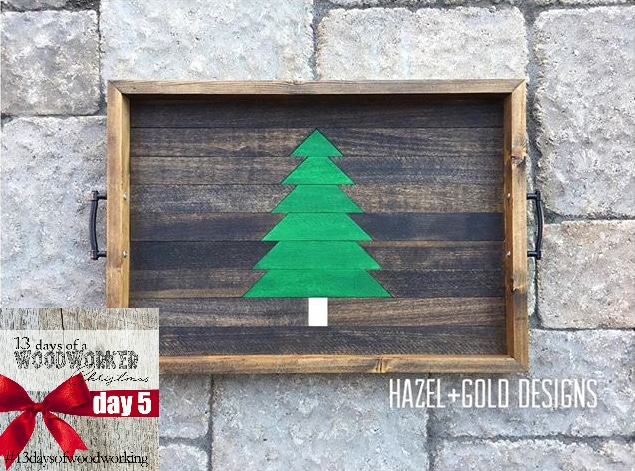 13 Amazing Woodworking Projects you can make yourself! UncookieCutter.com