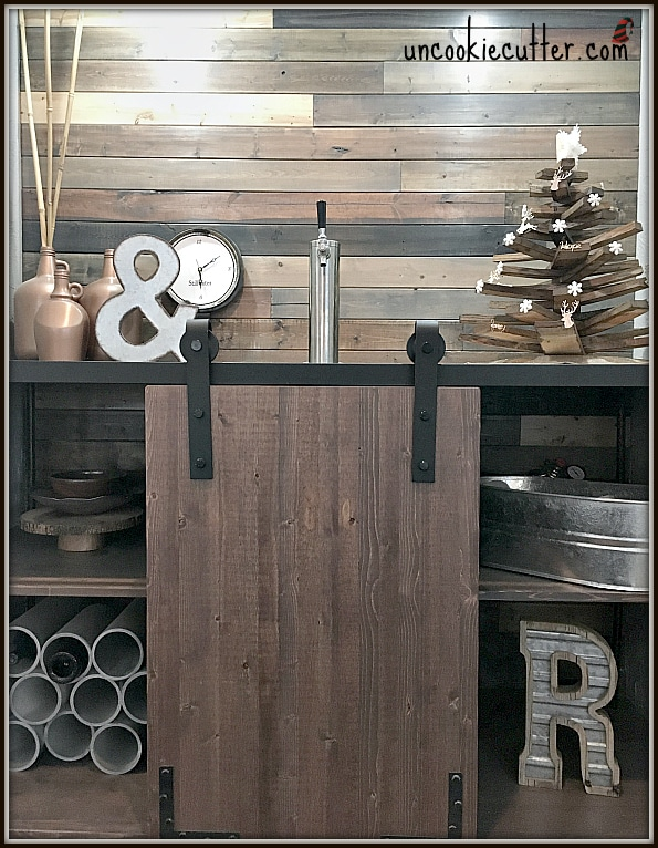 Christmas Home Tour 2016 - Simply Seasonal Blog Hop - UncookieCutter.com