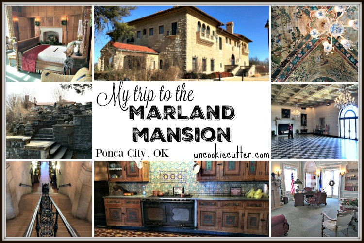 Marland Mansion Tour – My most recent visit