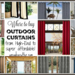 Outdoor Curtains – A Roundup of Options