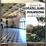 Looking for adventure trips in Oklahoma? One of my favorite cities to visit is Ponca City because of the Marland Mansion tours!