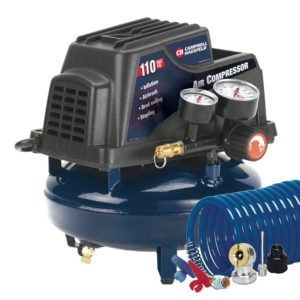 Campbell Hausfeld Air Compressor - My Favorite Tools for the Beginning Diy'er Part 2 - UncookieCutter.com