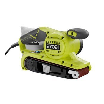 RYOBI Belt Sander - My Favorite Tools for Beginning Diy'ers Part 2 - UncookieCutter.com