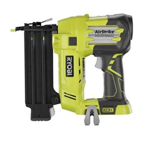 RYOBI Brad Nailer - My Favorite Tools for the Beginning Diy'er Part 2 - UncookieCutter.com
