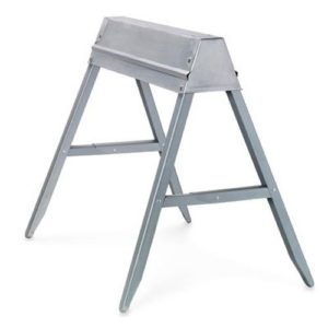 Fulton Folding Steel Sawhorse - My Favorite Tools for Beginning Diy'ers Part 2 - UncookieCutter.com