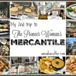 Pioneer Woman Mercantile Round 2 –  Lunch!