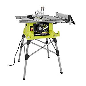 RYOBI Table Saw - My Favorite Tools for the Beginning Diy'er Part 2 - UncookieCutter.com