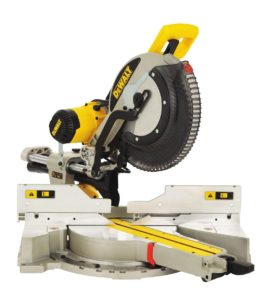 DeWALT 12-inch Double Bevel Sliding Compound Miter Saw