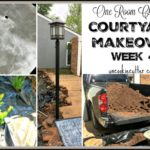 Courtyard Makeover – Week 4 – ORC Spring 2017