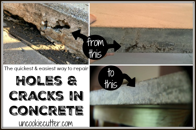 How to Patch Cracked Concrete