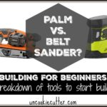 Palm vs. Belt Sander – A Breakdown for Beginners