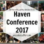 Haven Conference Recap & Why It's Been So Quiet