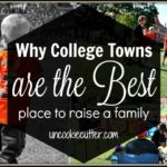 College Town Love – Why We Chose a College Town
