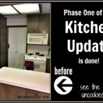 Kitchen Update – Phase One is Done!