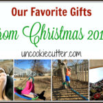 Favorite Gifts from Christmas 2017 – What we LOVED!