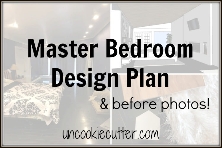 Master Bedroom Design Plan & Inspiration