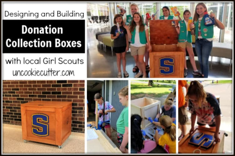 Donation Collection Box – Build and Design Project