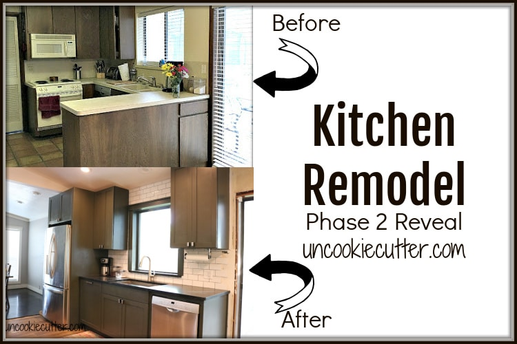 Kitchen Remodel Phase 2 Reveal